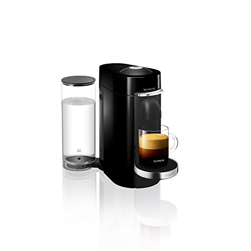 nespresso 11385 vertuo plus black finish by magimix top rated coffee machines. Black Bedroom Furniture Sets. Home Design Ideas